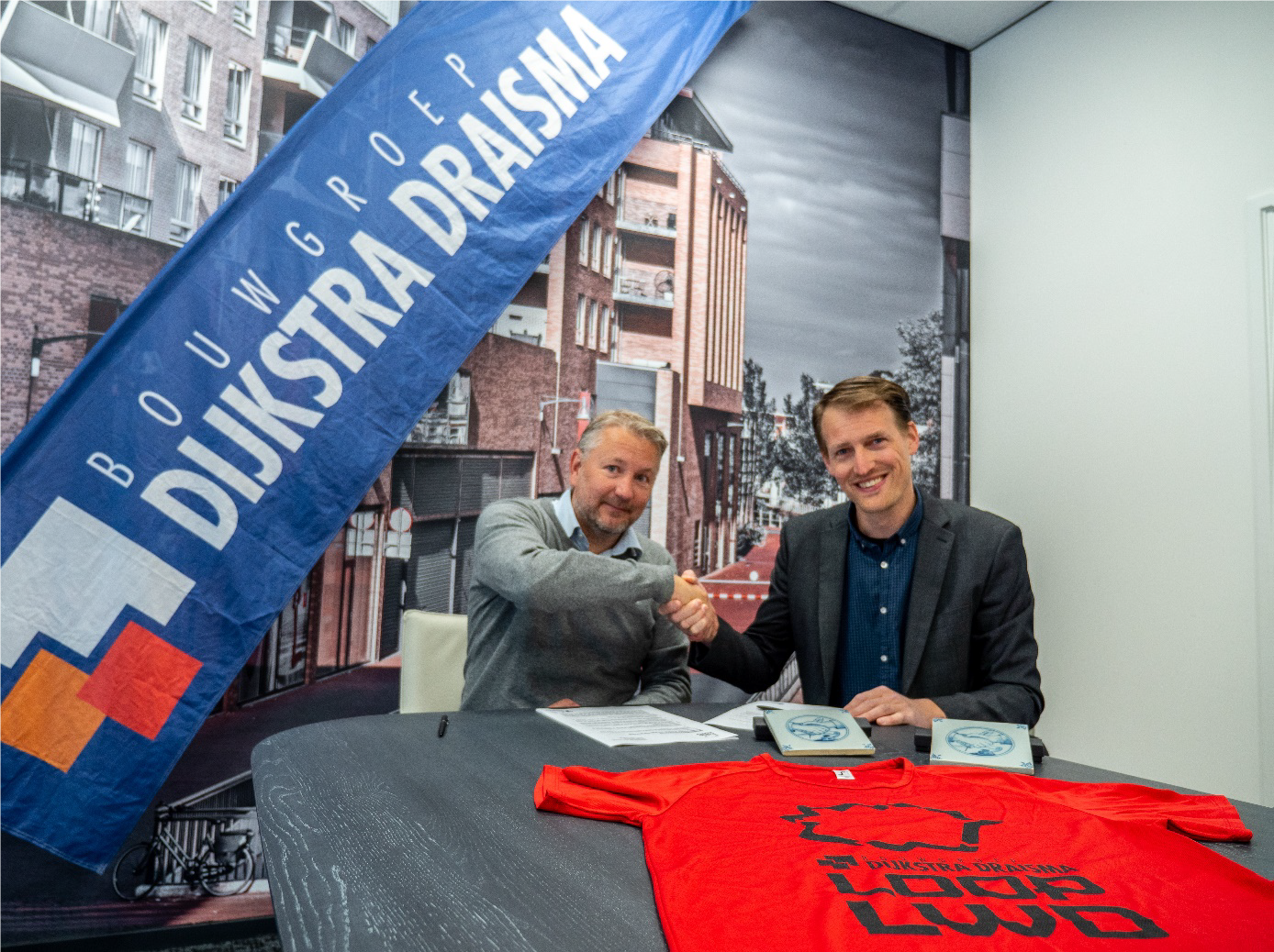 """3d07b9cbe46 Nieuwe naam LOOP Leeuwarden: """"Dijkstra Draisma LOOP Leeuwarden"""""""
